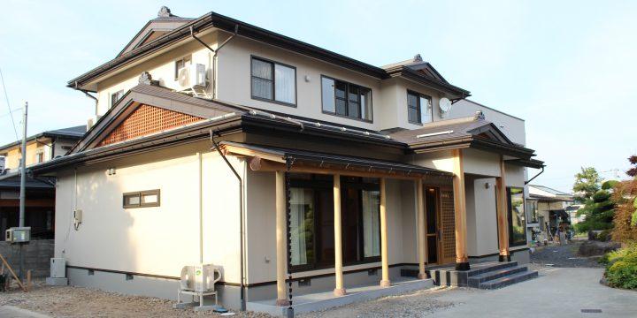 松田宅建センター施工事例 W邸